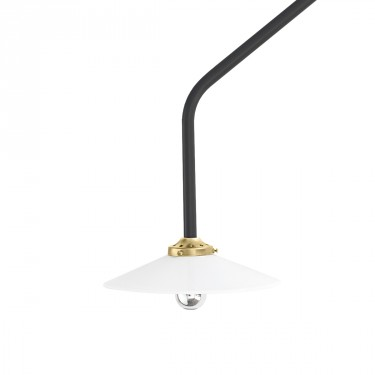 hanging lamp n°4 black Muller Van Severen