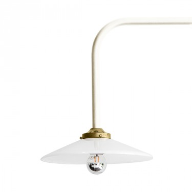 Hanging Lamp Nâ°5 Ivory Lighting Collections Valerie Objects