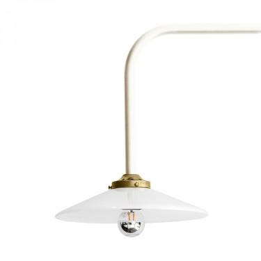 hanging lamp n5 ivory muller van severen - Hanging Lamp