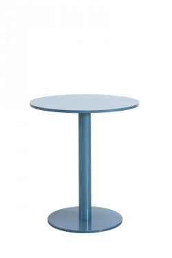 round table S hammerpaint blue Muller Van Severen