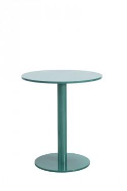 round table S hammerpaint green Muller Van Severen