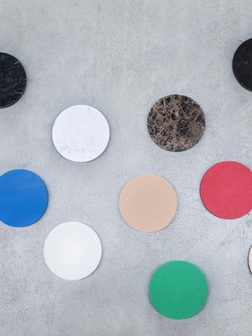 five circles set e Muller Van Severen