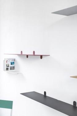 shelf n°3 anthracite Muller Van Severen