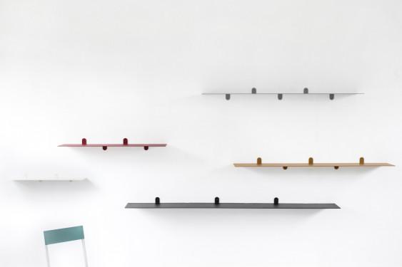 shelf n°2 anthracite Muller Van Severen