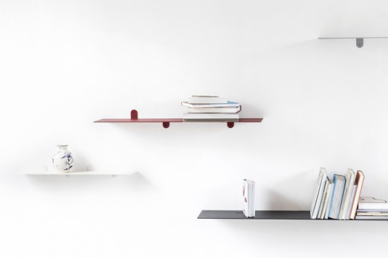 shelf n°1 white Muller Van Severen