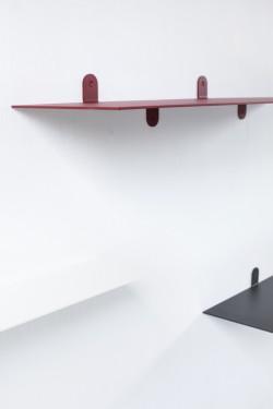 shelf n°3 white Muller Van Severen