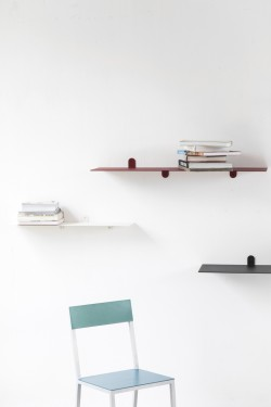 shelf n°1 light grey Muller Van Severen