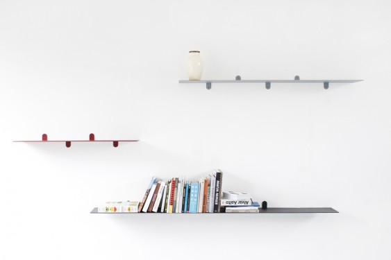 shelf n°4 anthracite Muller Van Severen