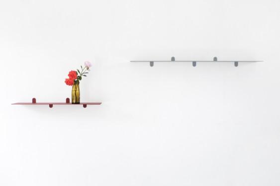 shelf n°3 light grey Muller Van Severen