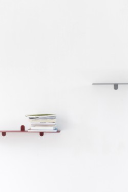 shelf n°1 red Muller Van Severen