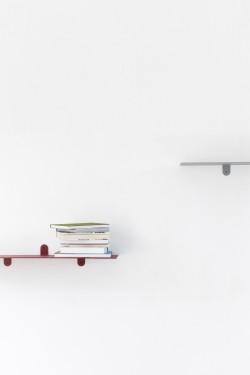 shelf n°3 red Muller Van Severen