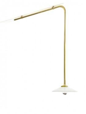 CEILING LAMP N°1 80X80 BRASS Muller Van Severen