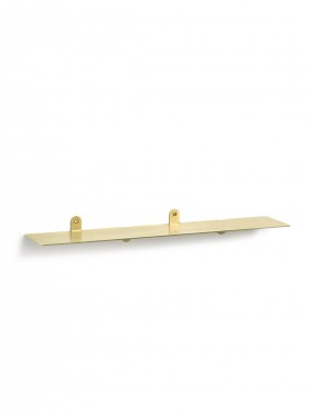 shelf n°1 brass Muller Van Severen