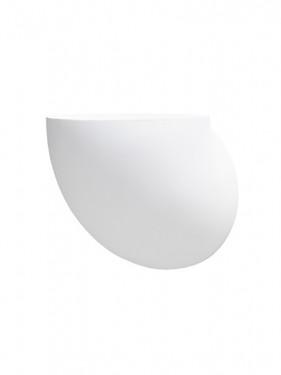 DUCT shelf - Porcelain shelf white Destroyers Builders