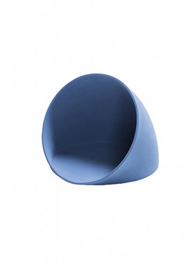 DUCT table organizer - Porcelain table organizer cobalt blue Destroyers Builders