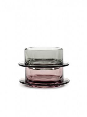 DISHES TO DISHES GLASS HIGH ZIGGY Glenn Sestig