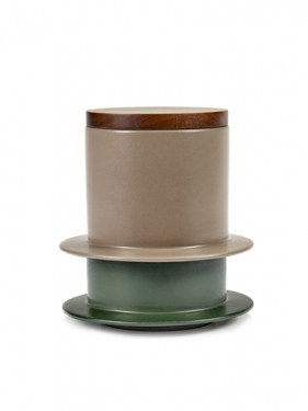 DISHES TO DISHES LID SMALL HUNKY DORY Glenn Sestig