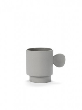 MUG LIGHT GREY Maarten Baas