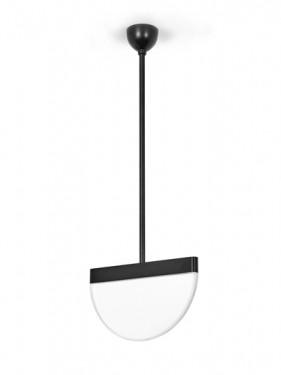 PENDANT LAMP BLACK HALO Maarten De Ceulaer
