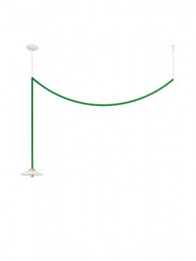 CEILING LAMP N°4 GREEN Muller Van Severen