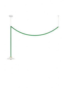 CEILING LAMP N°4 GREEN Muller Van Severen