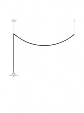 CEILING LAMP N°4 BLACK Muller Van Severen