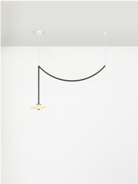 CEILING LAMP N°5 BLACK Muller Van Severen