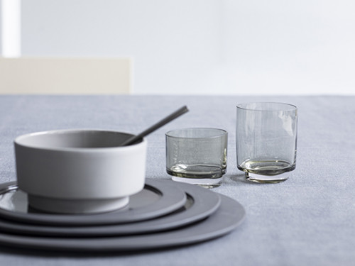 BOWL LIGHT GREY Maarten Baas