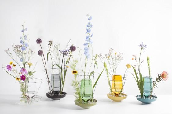 hidden vase large grey Chris Kabel