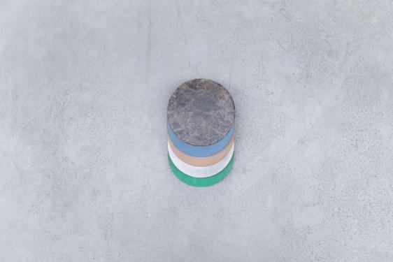 five circles set a Muller Van Severen