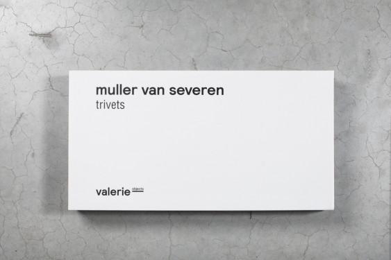 trivets multi color Muller Van Severen