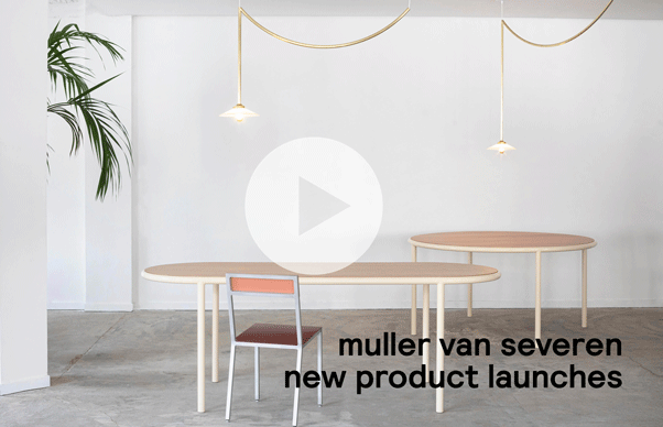 New product launches Muller van Severen