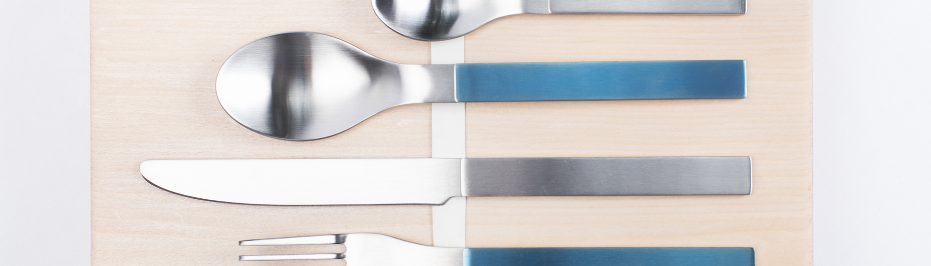 new cutlery by muller van severen