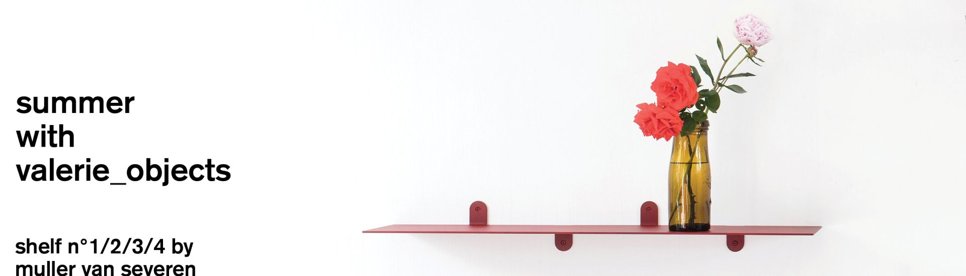 shelf n°1, 2, 3, 4 by muller van severen