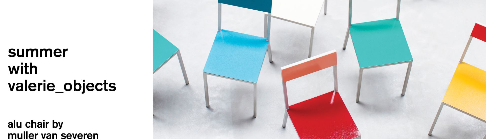 alu chairs by muller van severen