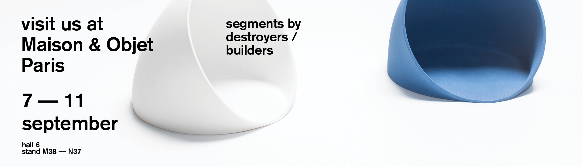 segments by Destroyers/Builders at M&O sept 2018
