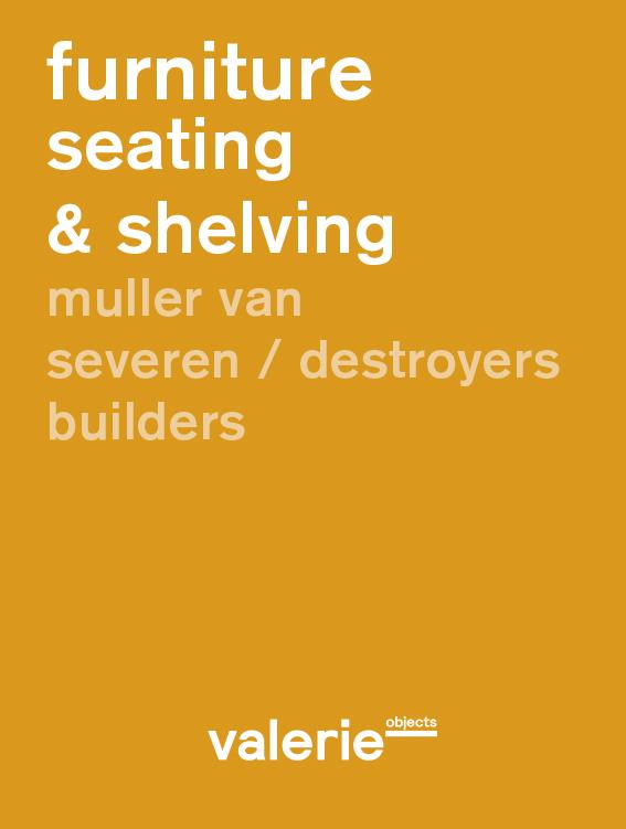 new seating & shelving catalog 2020