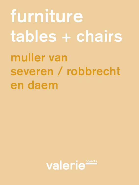 new tables & chairs catalog 2020