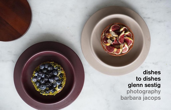 Glenn Sestig dishes to dishes