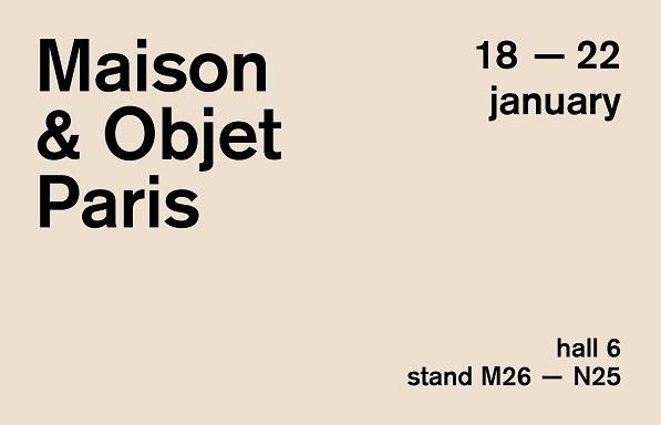 Maison & Objet January 2019