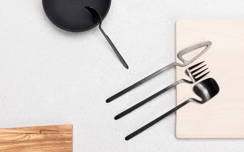nendo skeleton cutlery
