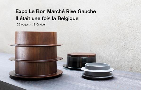 Glenn Sestig at Le Bon Marché